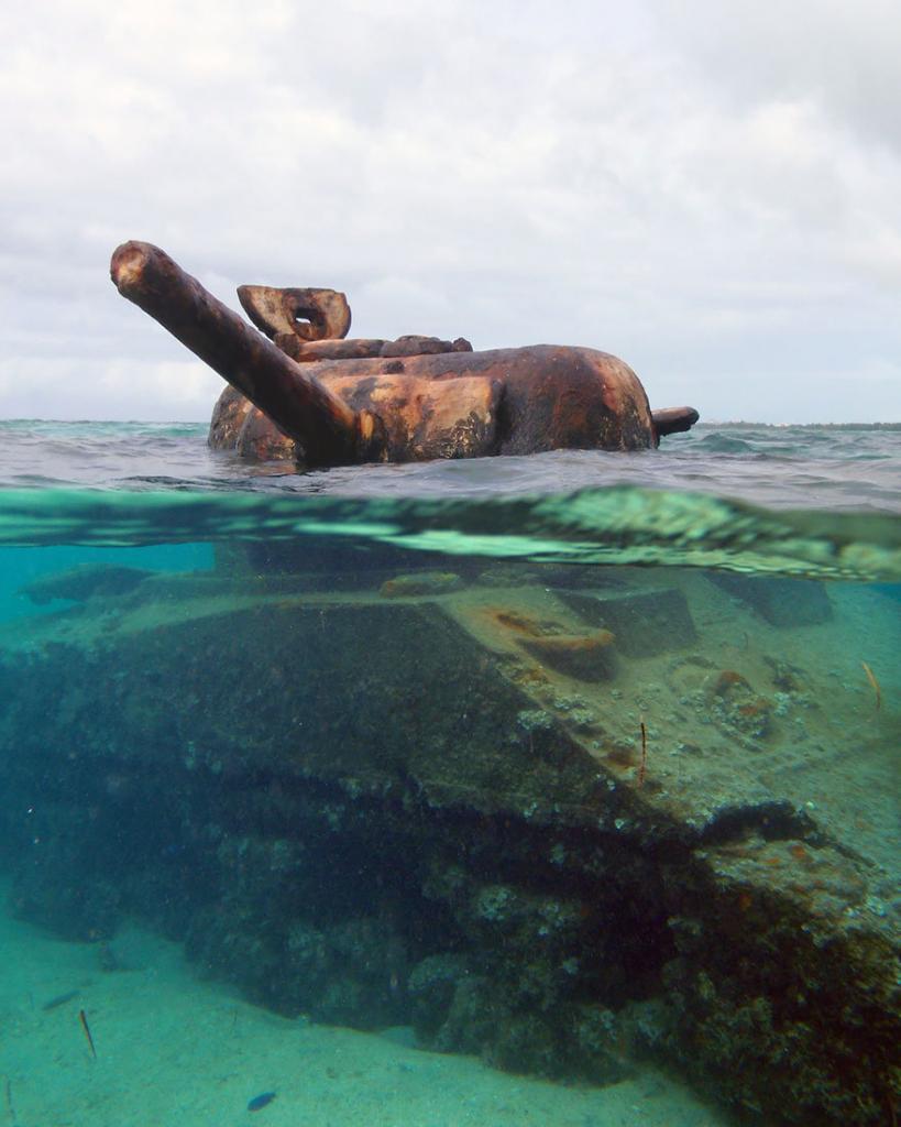 Сайпан, Марианские острова.