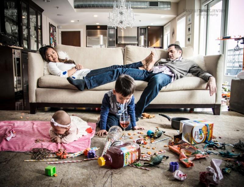 10. Счастье быть родителями