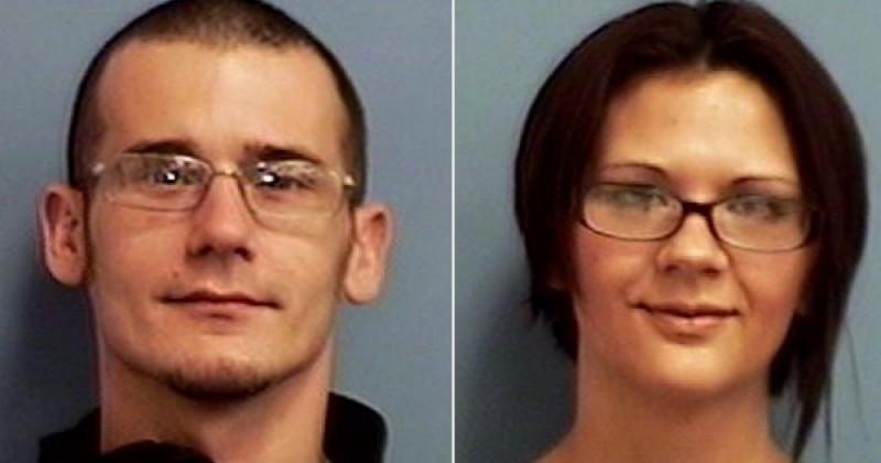 Женщина угнала полицейскую машину, в которой был ее муж