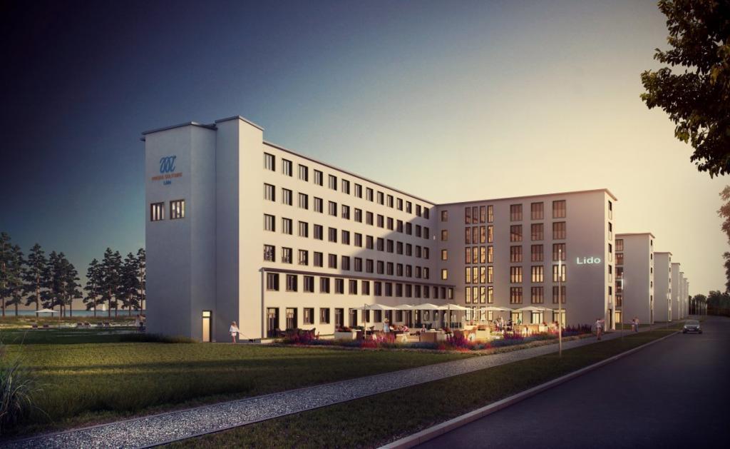 Новые дома займут несколько структур из восьми блоков, которые разделят между Prora Solitaire Home и Prora Solitaire Hotel Apartments and Spa.