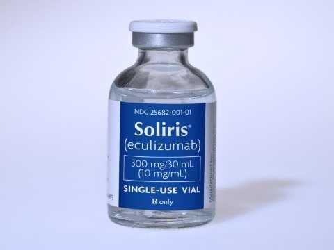 10. Самый дорогой медицинский препарат: Soliris («Солирис»)