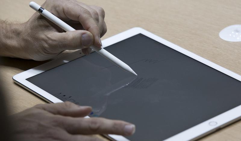 Apple Pencil и iPad Pro