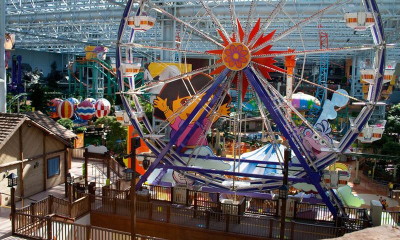 Mall of America, Блумингтон