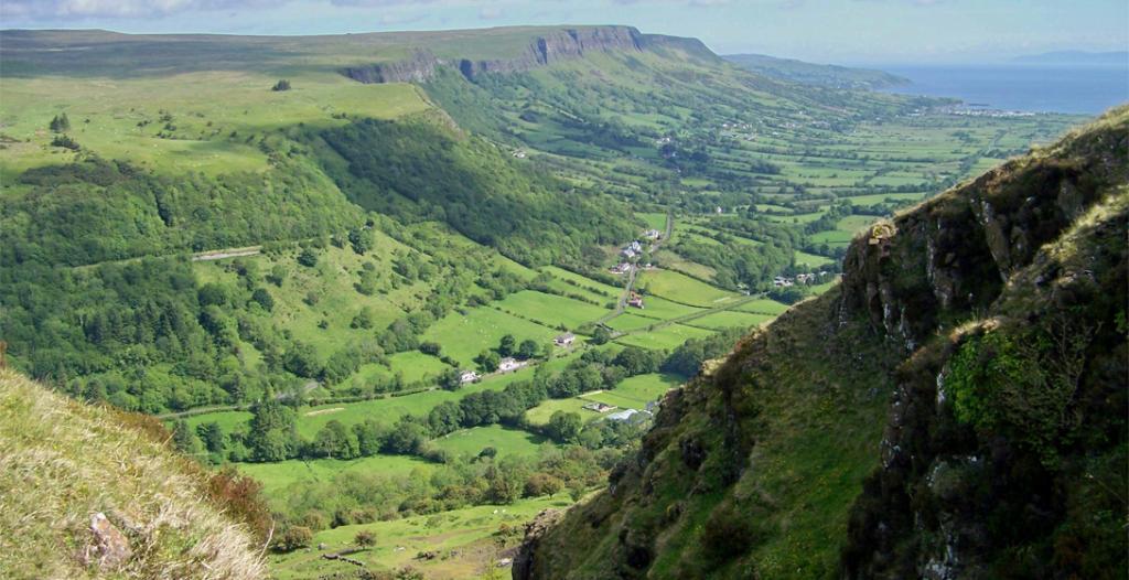 Дотракийское море Гленс, Северная Ирландия