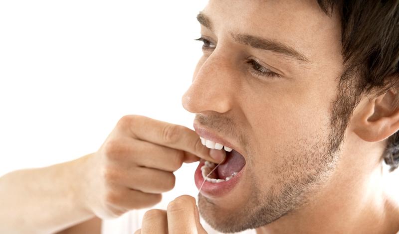 6. Зубная нить