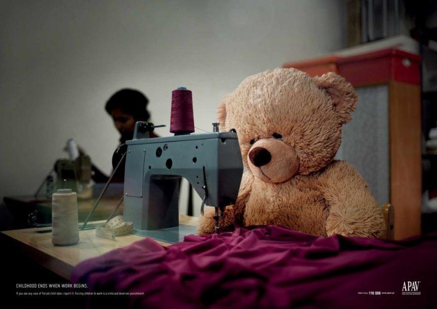 Игрушки против детского труда