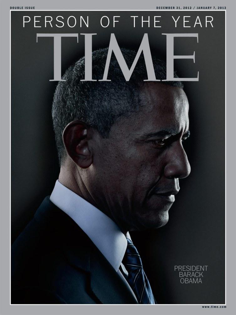 4. Барак Обама был Человеком года в 2012 году. Публикация в журнале называлась – «Обама – архитектор новой Америки».