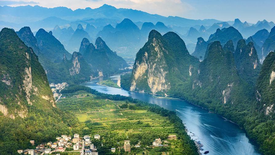 5. Планета Кашиик — Гуйлинь, Китай