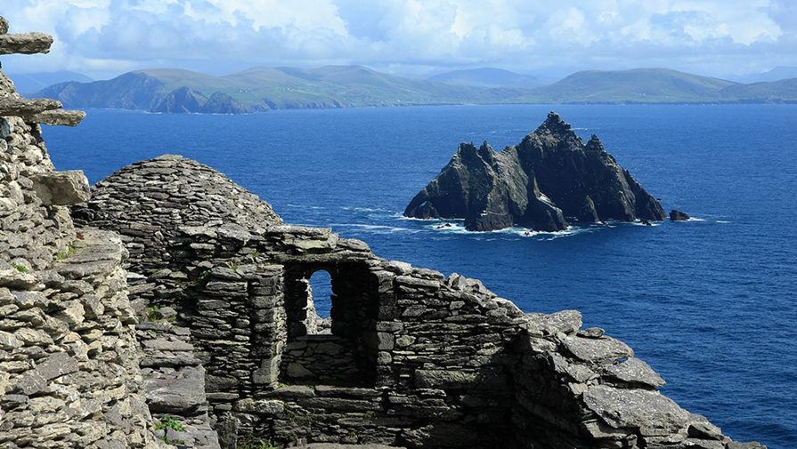 9. Остров из «Пробуждения Силы» — Ирландия