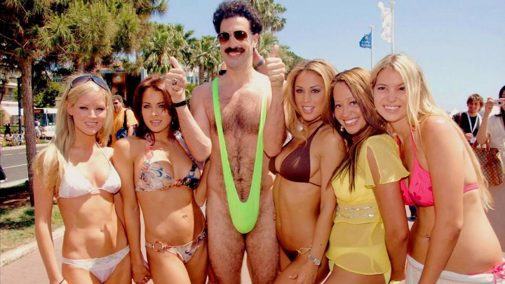 3. Борат: культурные исследования Америки в пользу славного государства Казахстан / Borat: Cultural Learnings of America for Make Benefit Glorious Nation of Kazakhstan