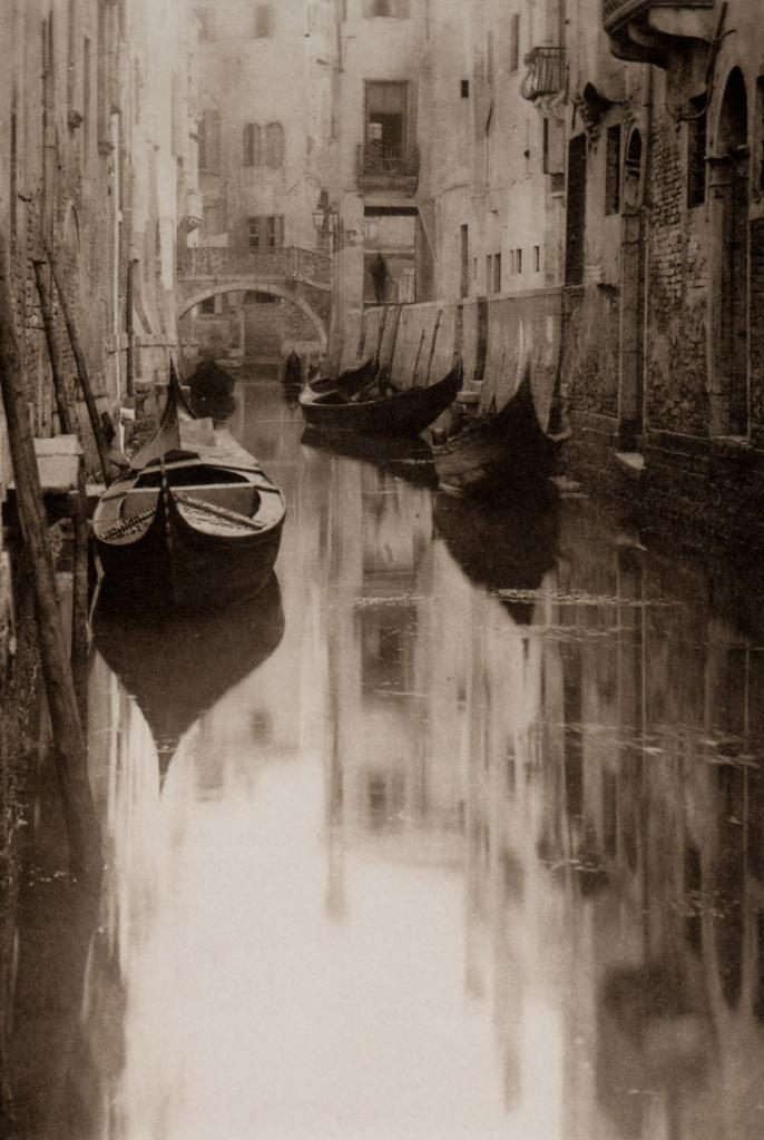 Венецианский канал.