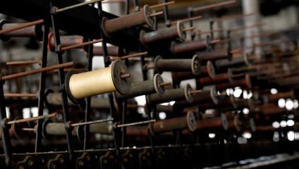59 лет тишины: Заброшенный шёлковый комбинат