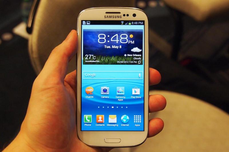 2012 — Samsung Galaxy S
