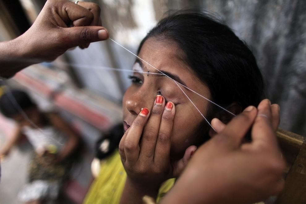 Малолетние приемницы публичного дома в бангладеш.