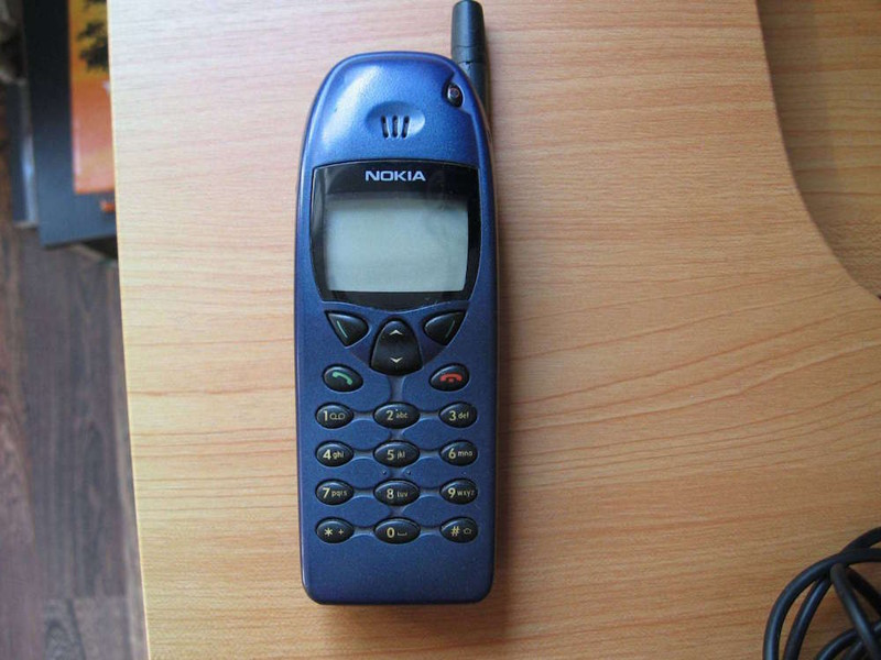 1997 — Nokia 6110