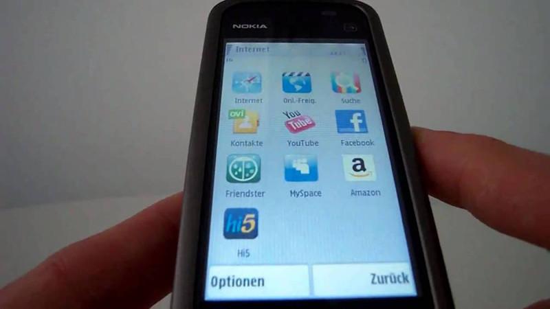2010 — Nokia 5230