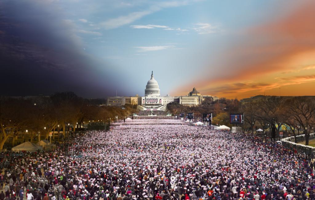 4. Инаугурация президента, Вашингтон округ Колумбия, 2013 год
