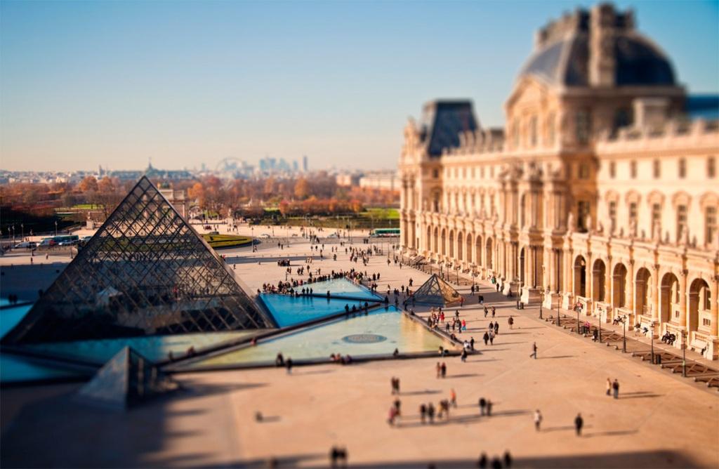 10. Париж. (Фото: Ben Thomas).
