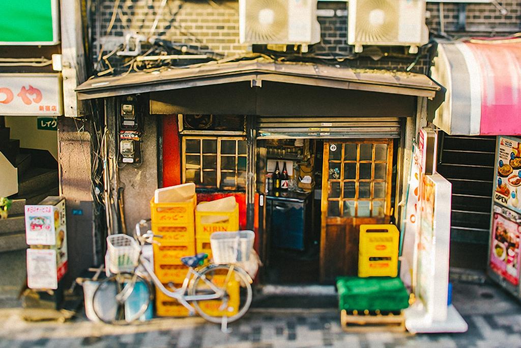14. Токио. (Фото: Ben Thomas).