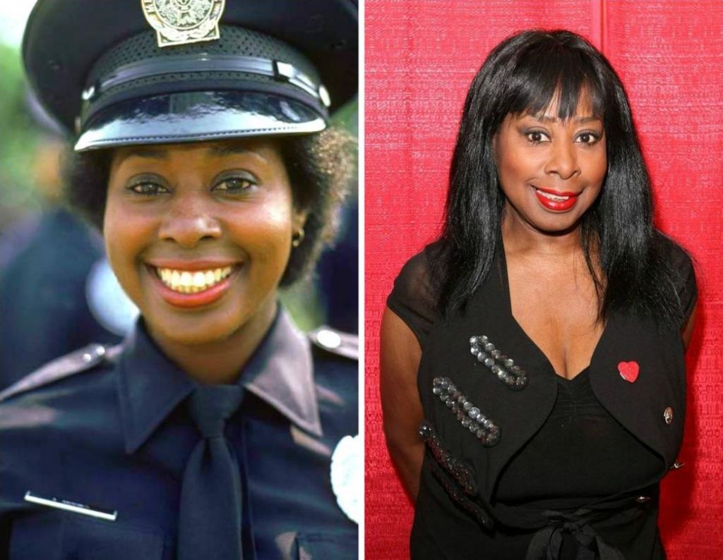 Смотреть Любимые актеры Полицейской академии 32года спустя видео
