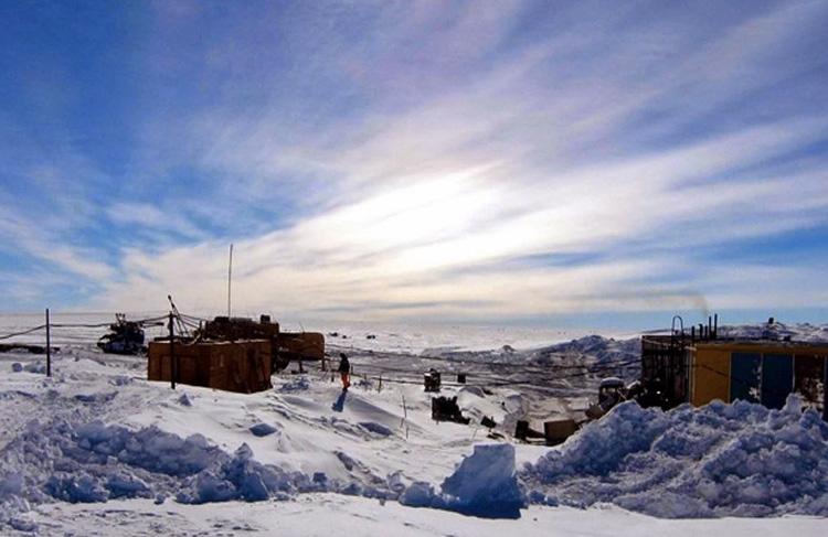 Восток, Антарктида
