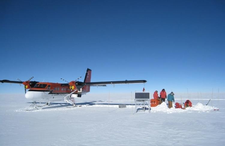 Плато, Восточная Антарктида
