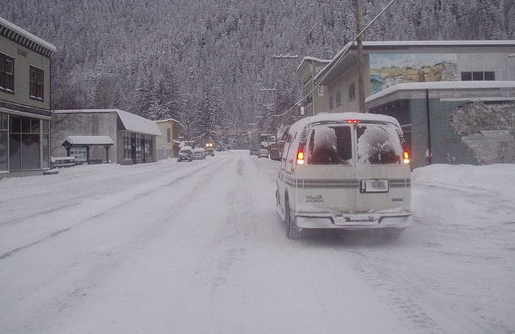 Проспект-Крик, Аляска, США