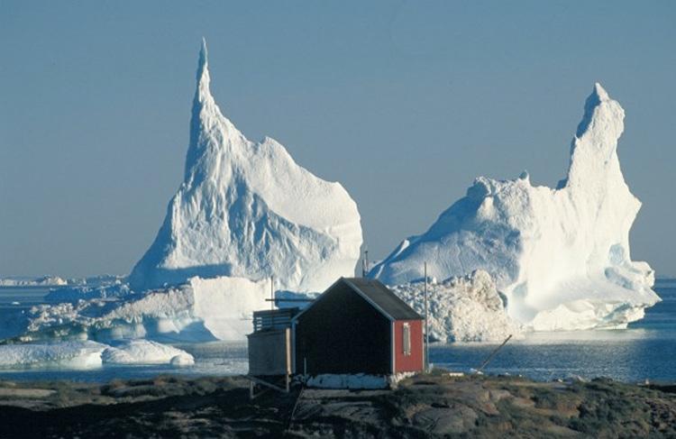 Нортайс, Гренландия