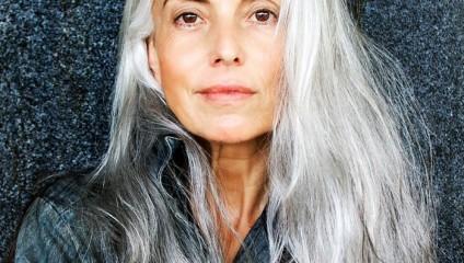 59-летняя бабушка — суперкрасивая и успешная модель!