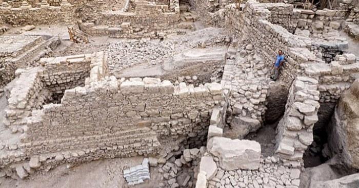 9. Легендарная крепость Акра