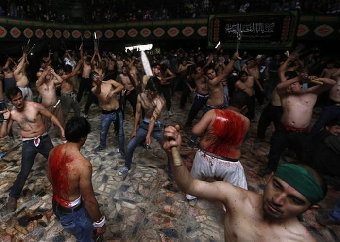 10 ужасных и шокирующих праздников в культурах разных народов