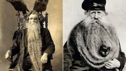 Эпические Длинные Бороды Прошлых Лет и Иx Применение