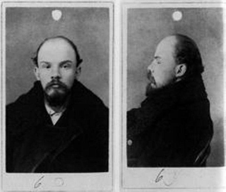 Владимир Ильич Ленин (Первый председатель Совета Народных комиссаров РСФСР в 1917-1924 гг.)