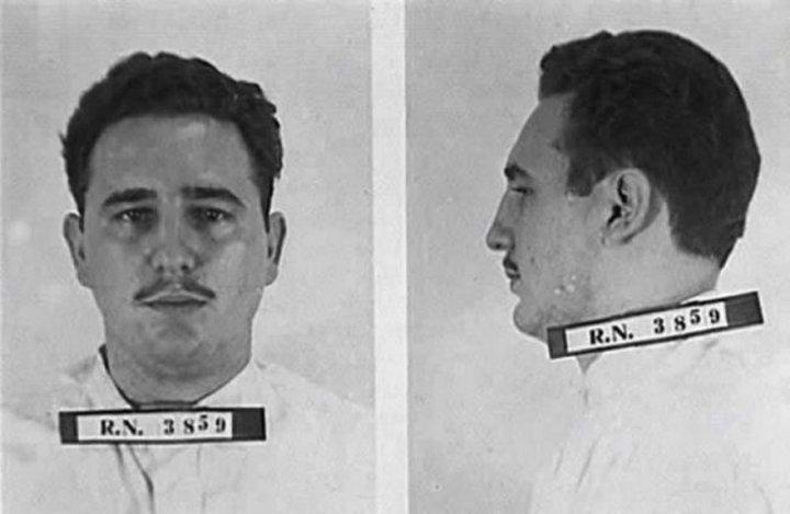 4. Фидель Алехандрович Кастро (Председатель Госсовета Кубы с 1976 по 2008 гг.)