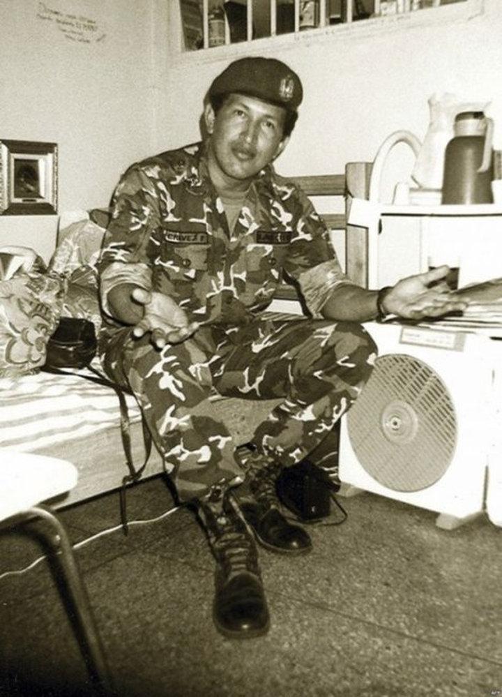 6. Уго Рафаэльевич Чавес (президент Венесуэлы с 1999 по 2013 гг.)