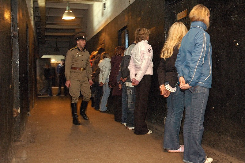 2. Хостел-тюрьма (Prison Hostel), Кароста, Латвия