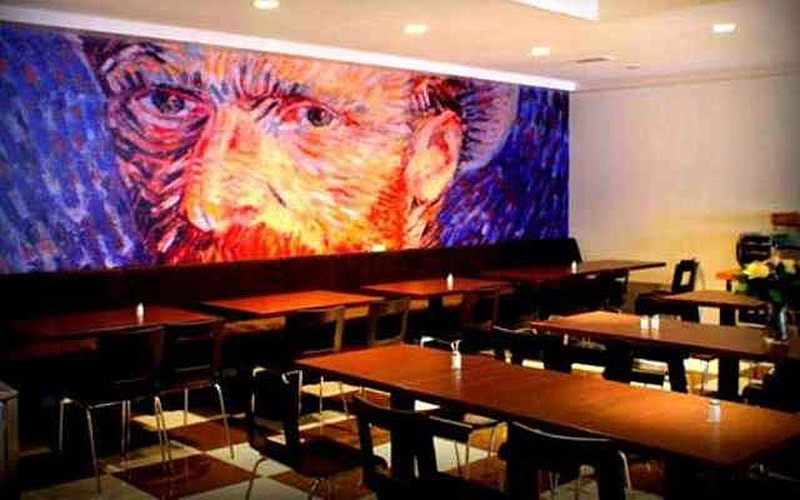 10. Хостел Van Gogh Hostel, Амстердам, Голландия 2