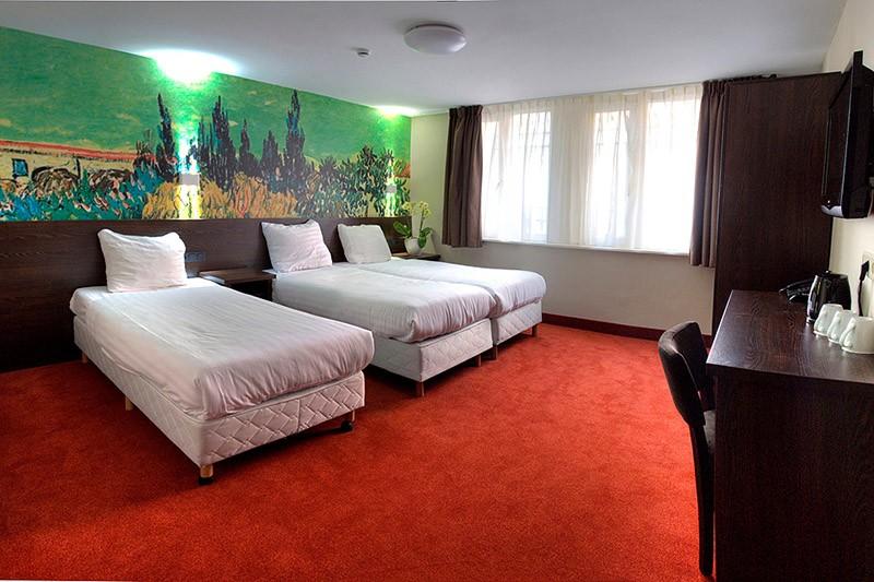 10. Хостел Van Gogh Hostel, Амстердам, Голландия