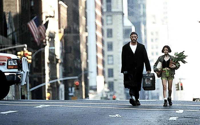 Съемки на улицах Нью-Йорка.