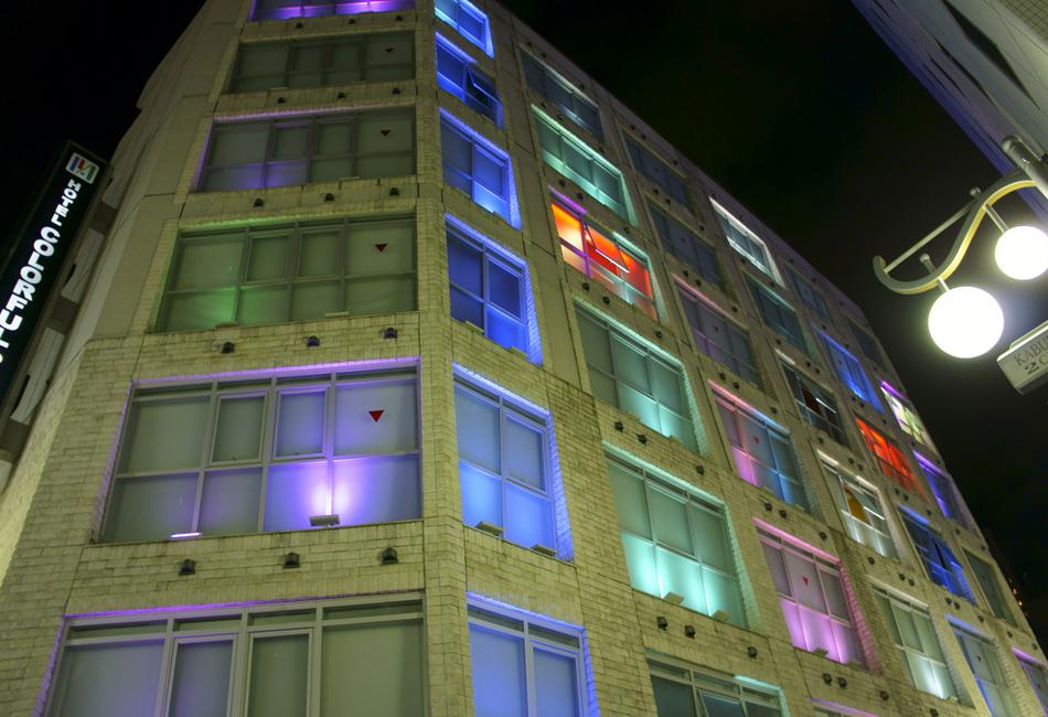 Colorful P&A, квартал Кабуки-тё