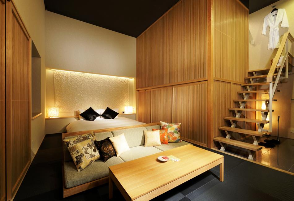 Hotel Azabu, квартал Роппонги