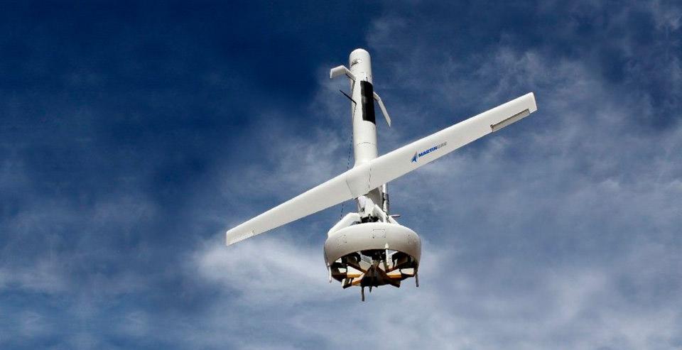 3. Летающие дроны
