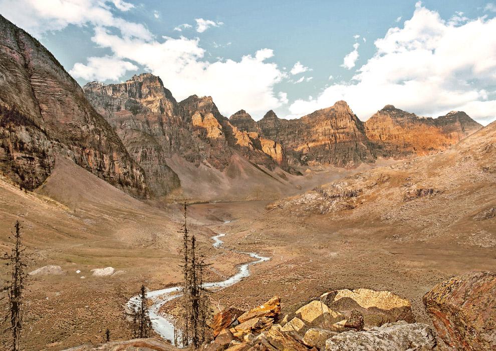 Национальный парк Банф — старейший национальный парк Канады, созданный в 1885 году в канадских Скалистых горах.