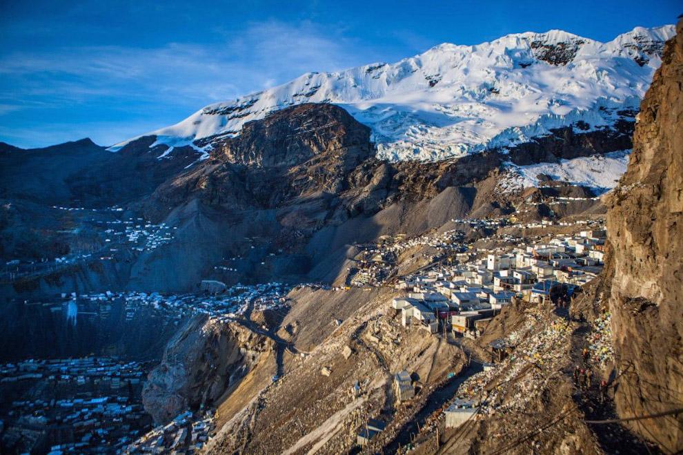 6. Ла-Ринконада, Перу: в разреженном воздухе