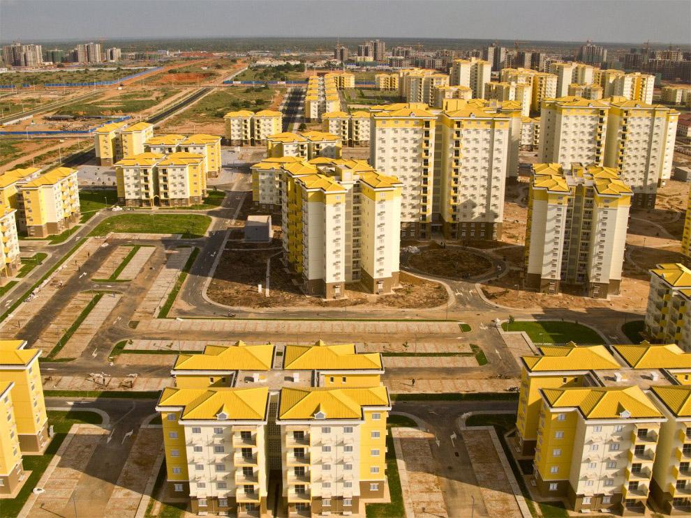 Мертвая зона: застроенные города, в которыx  никто не живет
