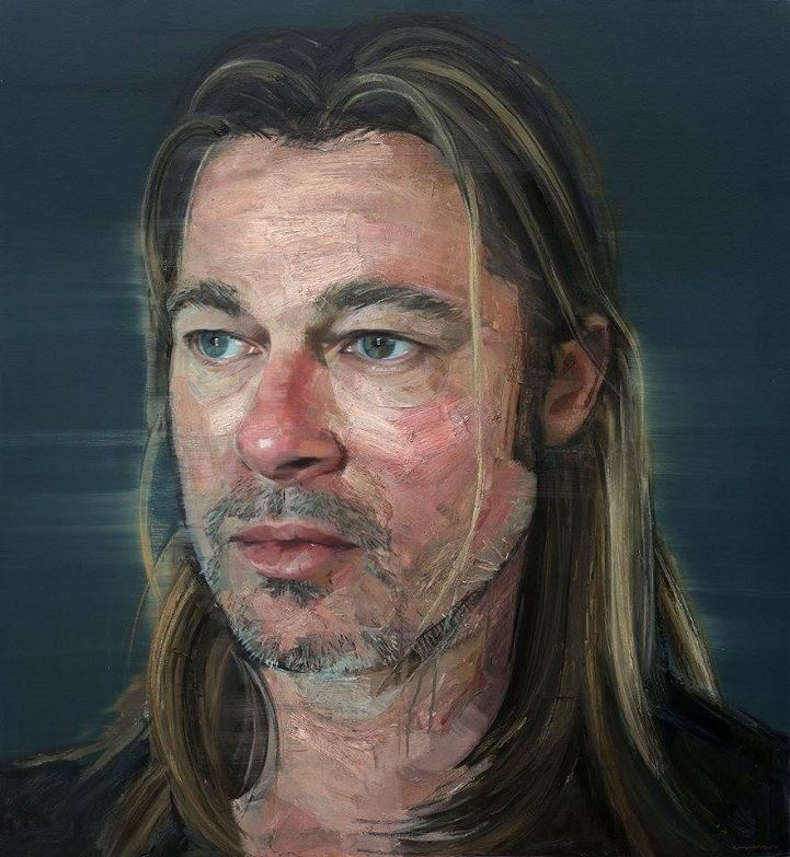 Портреты знаменитостей на картинах маслом