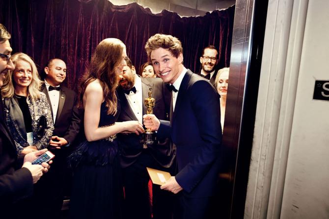 Что происходит за кулисами церемонии «Оскар»