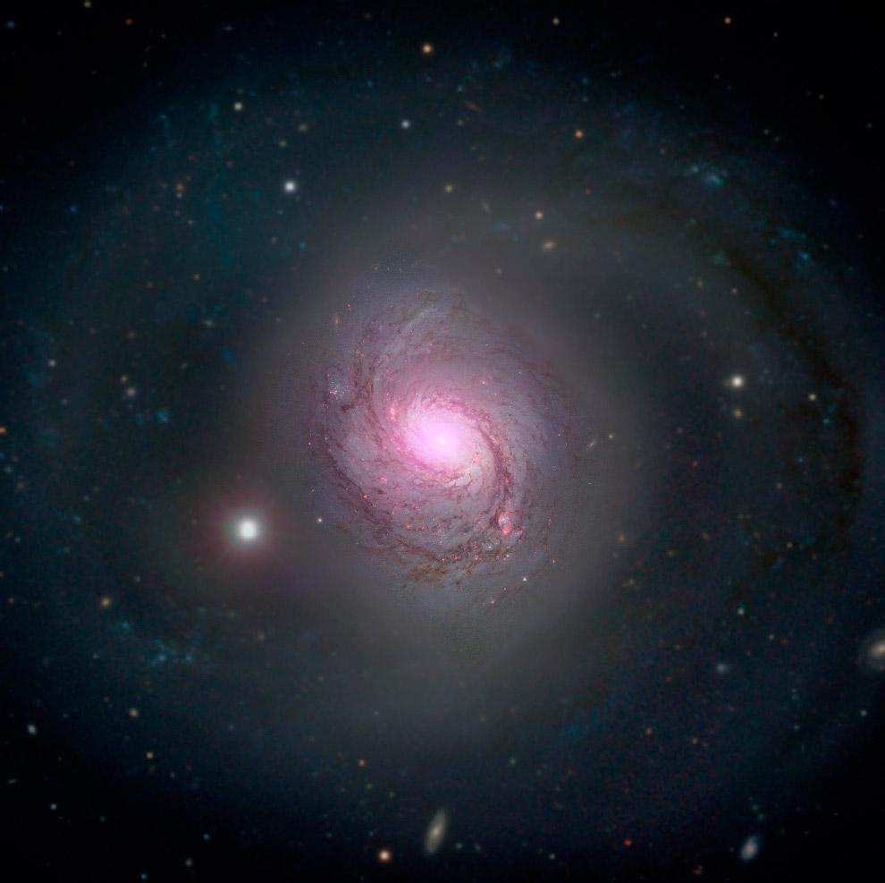 Галактика M 77