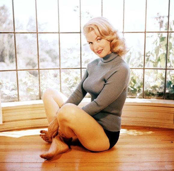 Marian Stafford, Мисс Март 1956.