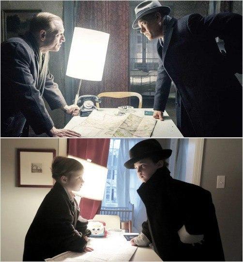 «Шпионский мост» — американский исторический фильм, снятый Стивеном Спилбергом по сценарию Мэтта Чармана и братьев Коэнов.